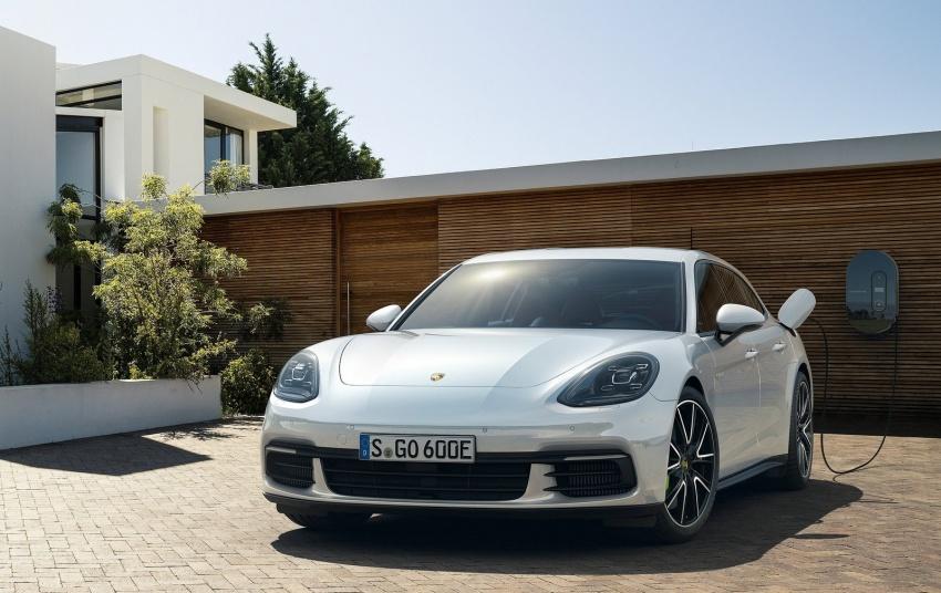 Porsche Panamera Sport Turismo – the super wagon Image #622985