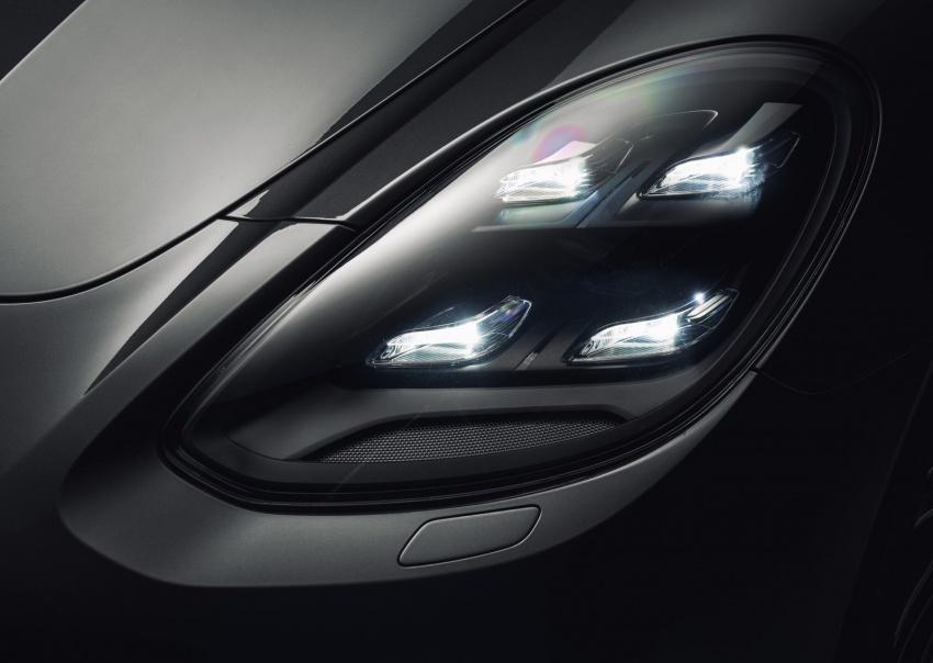 Porsche Panamera Sport Turismo – wagon berprestasi tinggi didedahkan sebelum muncul di Geneva 2017 Image #623317