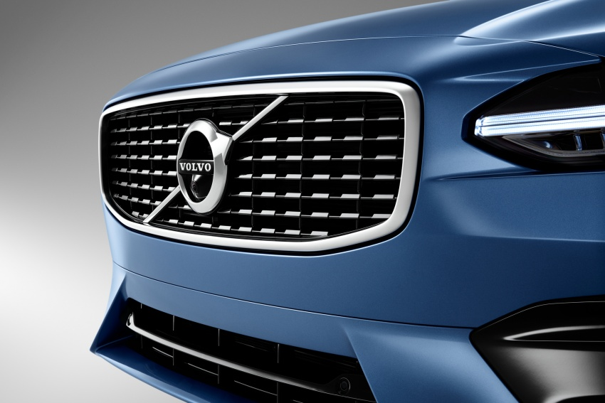 Volvo S90, V90 launched in M'sia: T5 and T6 R-Design, semi-autonomous driving as standard, from RM389k Image #633734