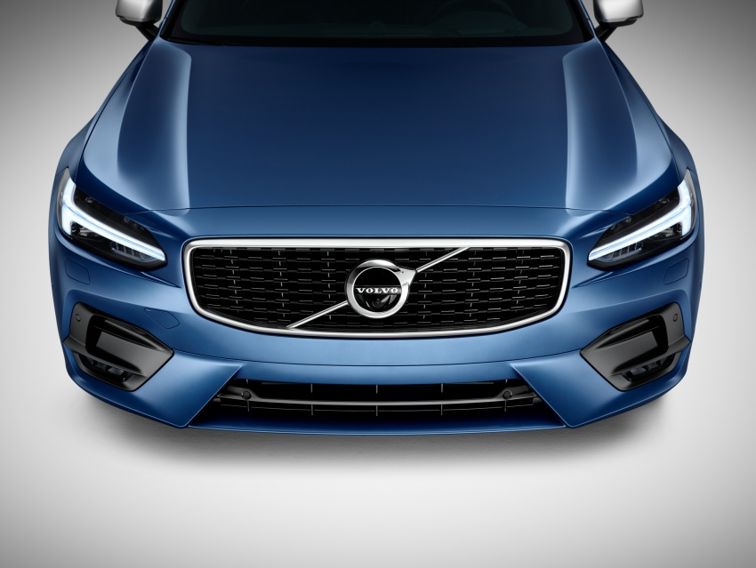 Volvo S90, V90 launched in M'sia: T5 and T6 R-Design, semi-autonomous driving as standard, from RM389k Image #633735