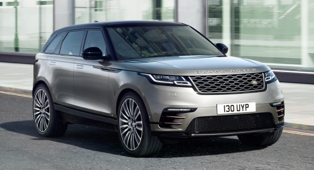 Thought The Range Rover Velar Was As Close To A Road Car You Could Get From Land Think Again Autocar Reports That British Off Brand