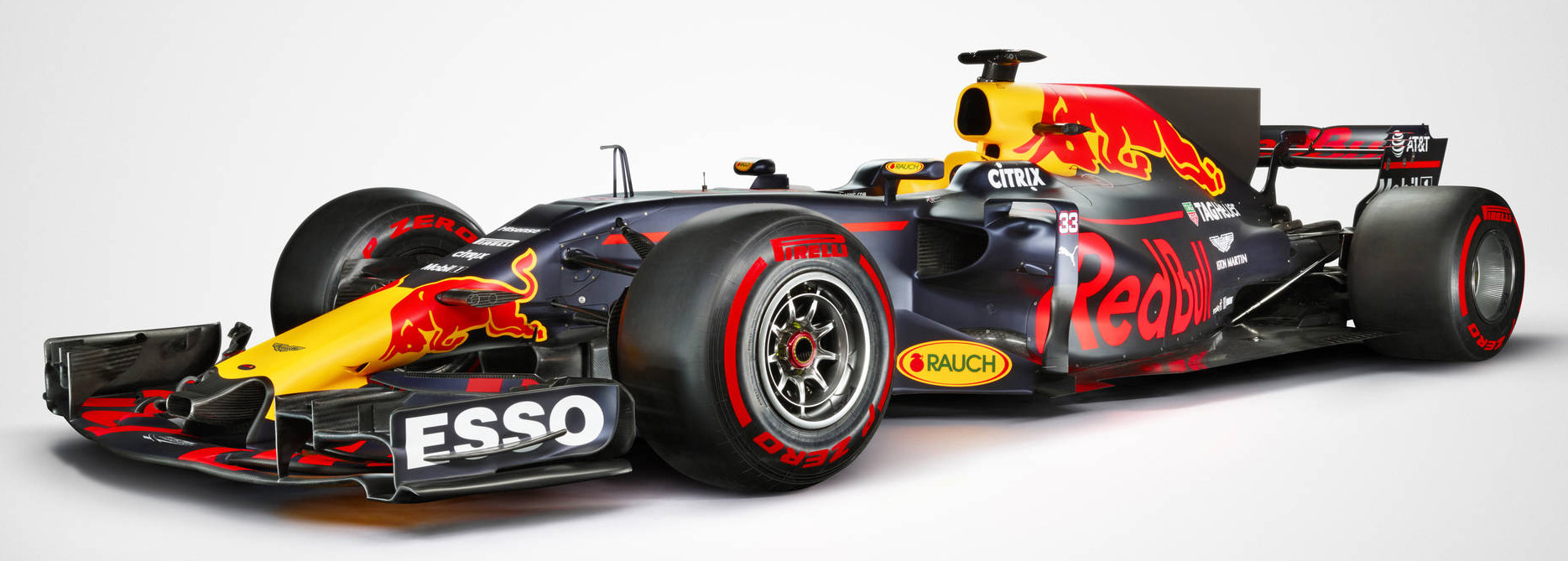 Red Bull Racing RB13  new F1 car for 2017 season