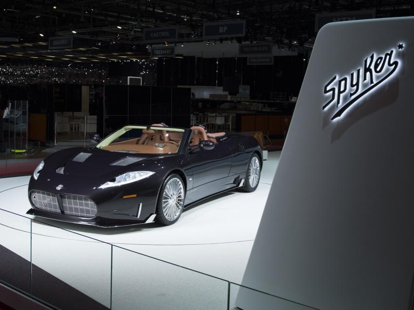 Spyker to use Koenigsegg engines, will last 200 years? Image #632444