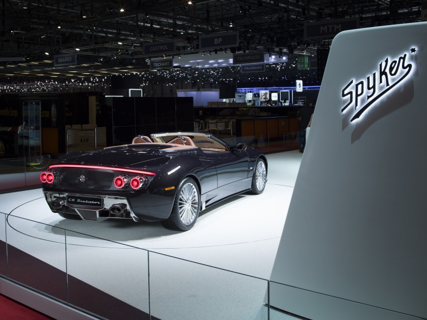 Spyker to use Koenigsegg engines, will last 200 years? Image #632446