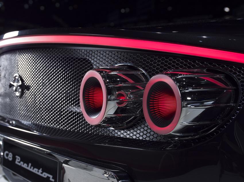Spyker to use Koenigsegg engines, will last 200 years? Image #632445