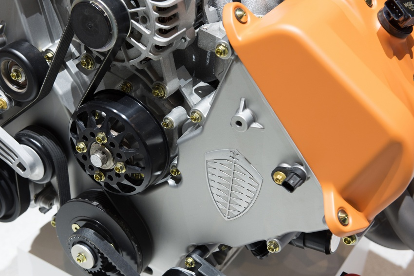 Spyker to use Koenigsegg engines, will last 200 years? Image #632450