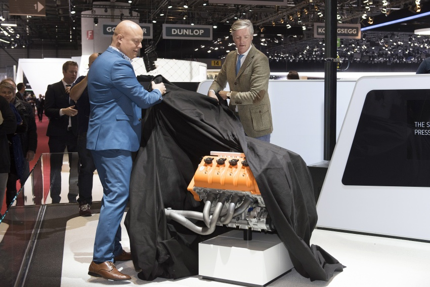Spyker to use Koenigsegg engines, will last 200 years? Image #632453