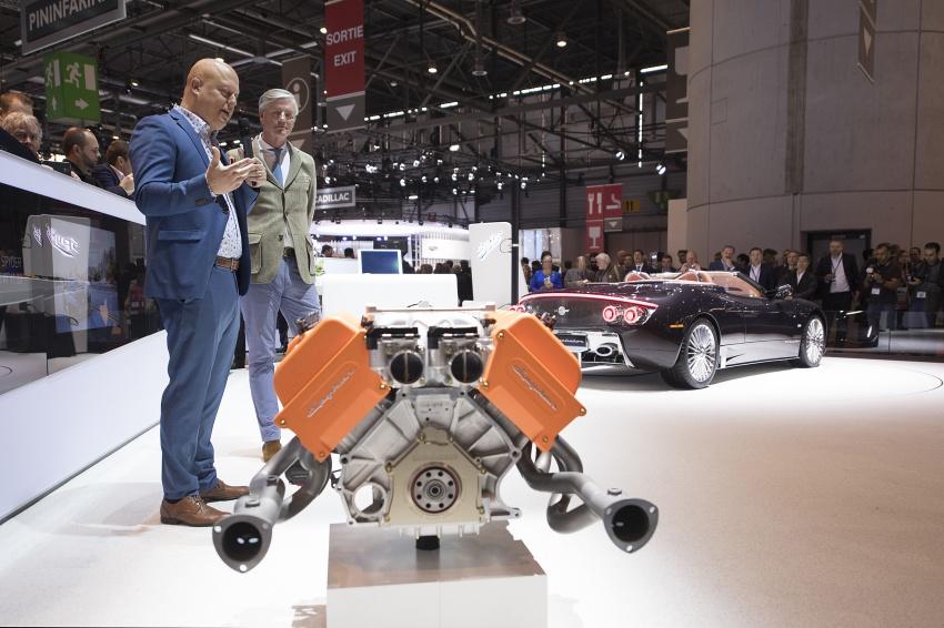 Spyker to use Koenigsegg engines, will last 200 years? Image #632452