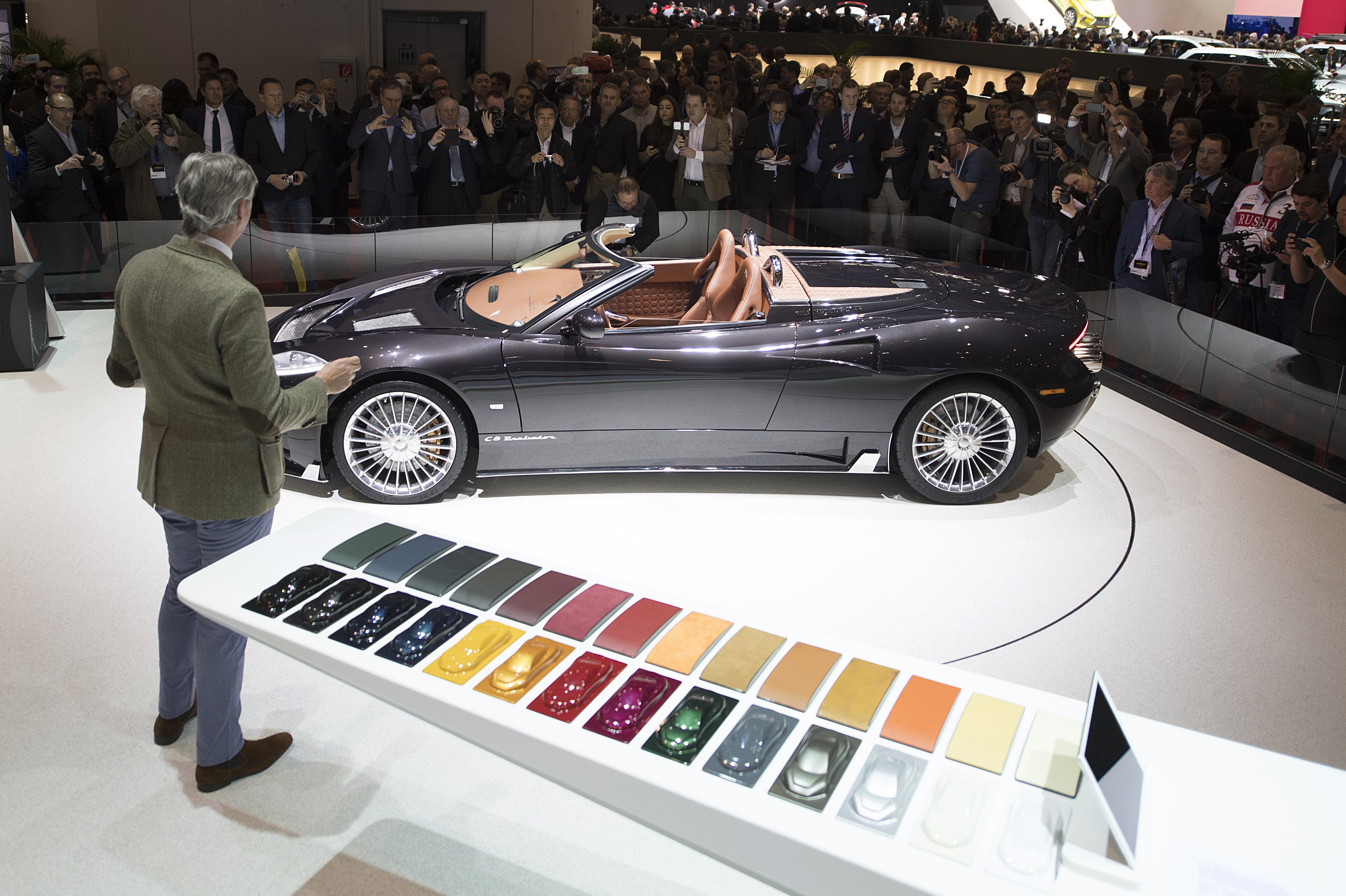 Spyker to use Koenigsegg engines, will last 200 years ...