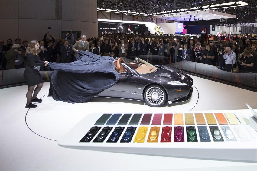 Spyker to use Koenigsegg engines, will last 200 years? Image #632454