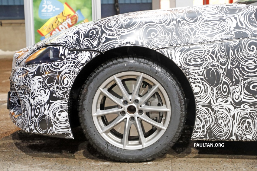 SPIED: Toyota Supra sighted again – closest look yet Image #631444
