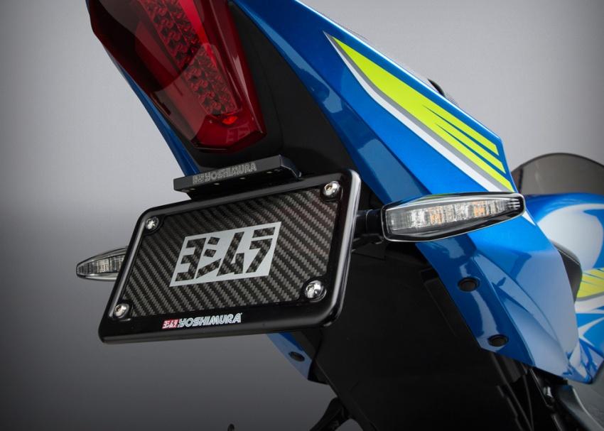2017 Suzuki GSX-R1000 L7 gets Yoshimura add-ons Image #629894