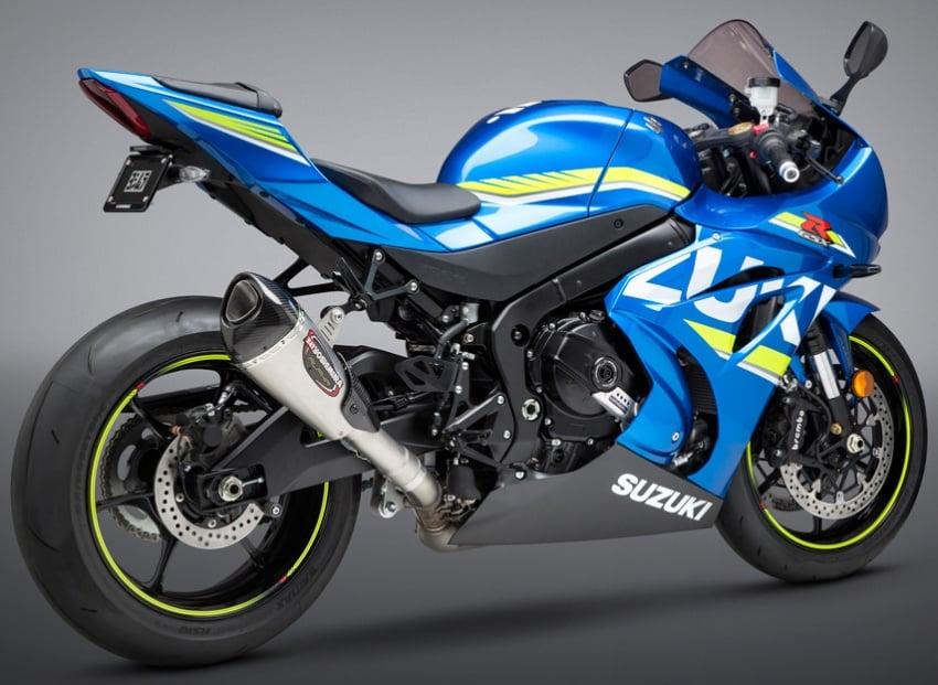 2017 Suzuki GSX-R1000 L7 gets Yoshimura add-ons Image #629896