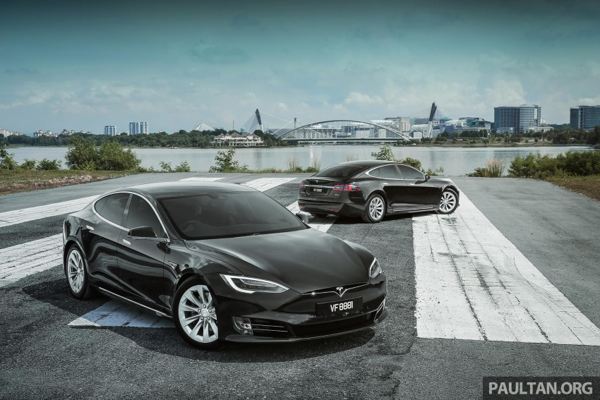 Tesla Model S arrives in South Korea, from RM480k – waiting list to test drive stretches over six months! Image #631992