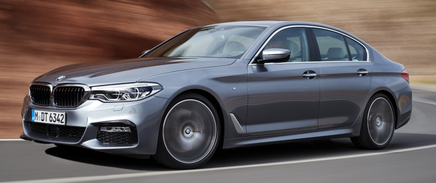 G30 BMW 5 Series launched in Malaysia: 530i, RM399k Image #636220