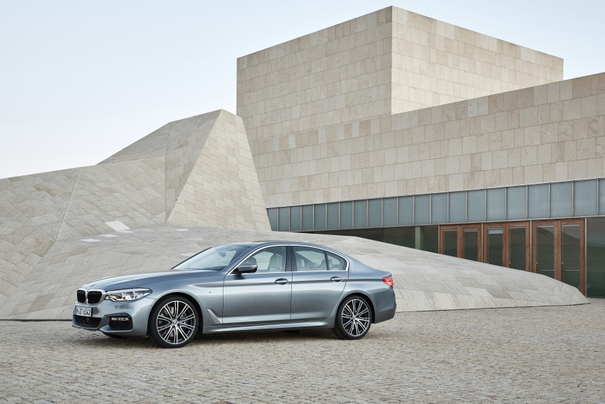 G30 BMW 5 Series launched in Malaysia: 530i, RM399k Image #636224