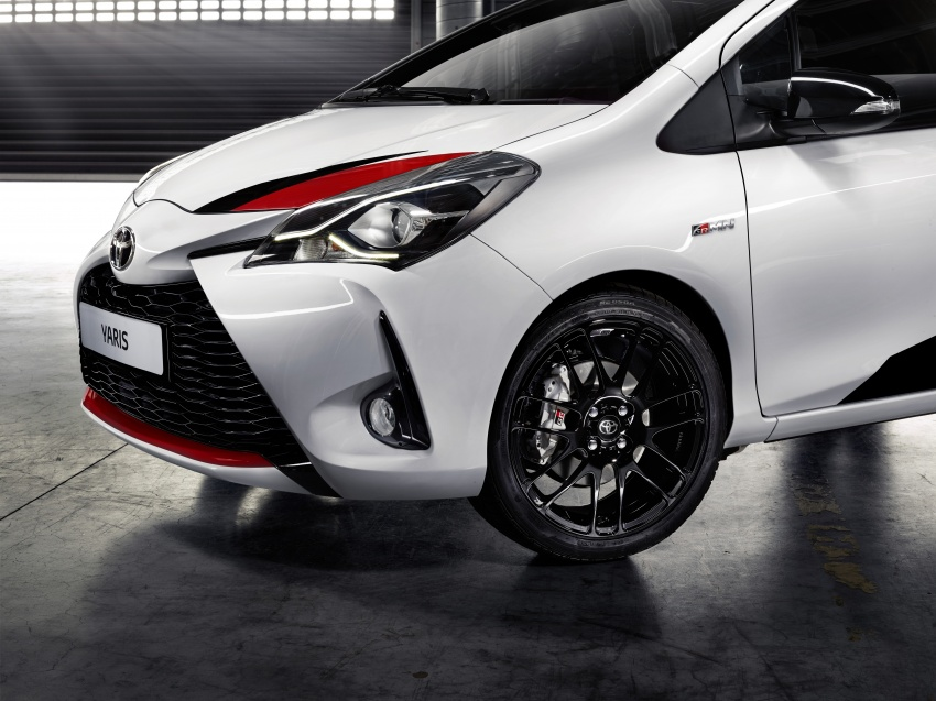 Toyota Yaris GRMN – supercharged hatch with 208 hp Image #626202