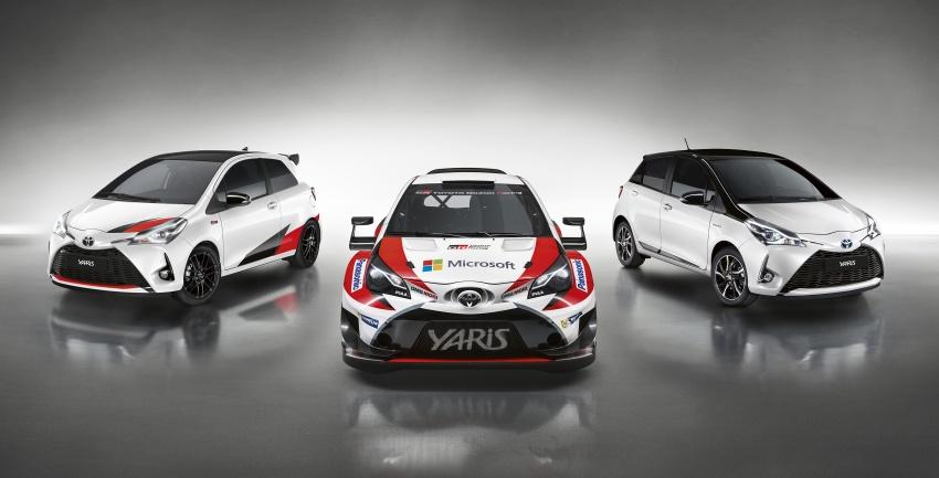 Toyota Yaris GRMN – 1.8 liter supercharge, 205 hp Image #626908