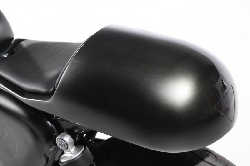 "Triumph Bonneville Street Twin – the ""Salt Flat Racer"" Image #630400"