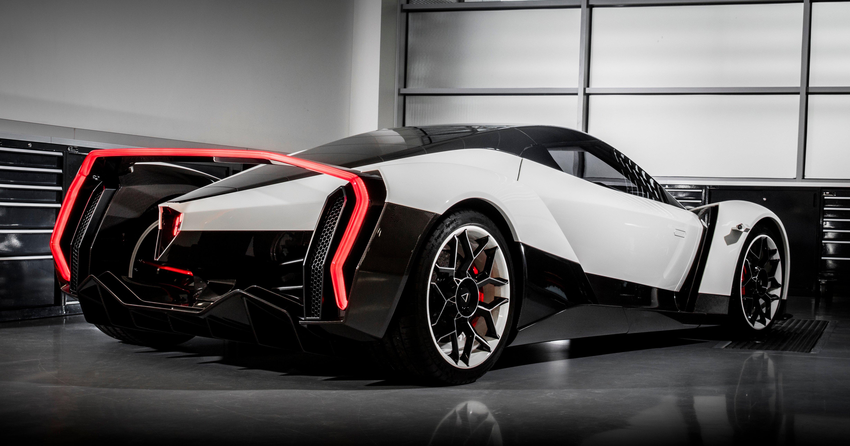 Dendrobium Singapore S First Ev Hypercar Concept Debuts Km