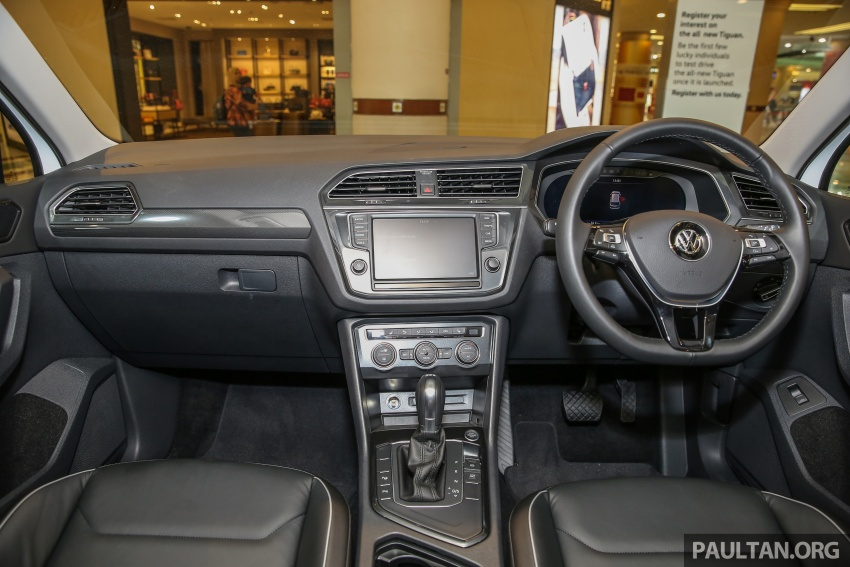 New Volkswagen Tiguan 1.4 TSI in Malaysia, fr RM149k Image #622441