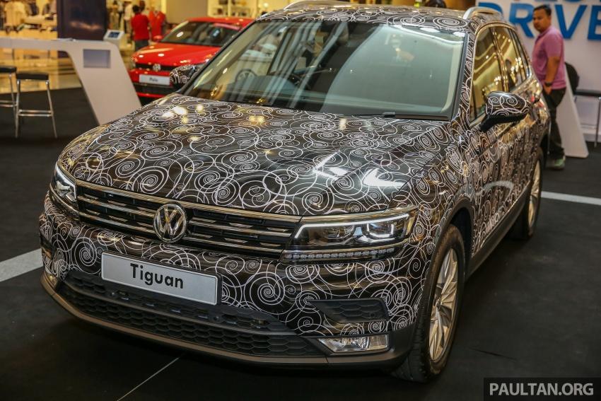 Volkswagen Tiguan diprebiu buat pertama kali di Malaysia – 1.4 liter TSI, DSG 6-kelajuan, dari RM149k Image #622190