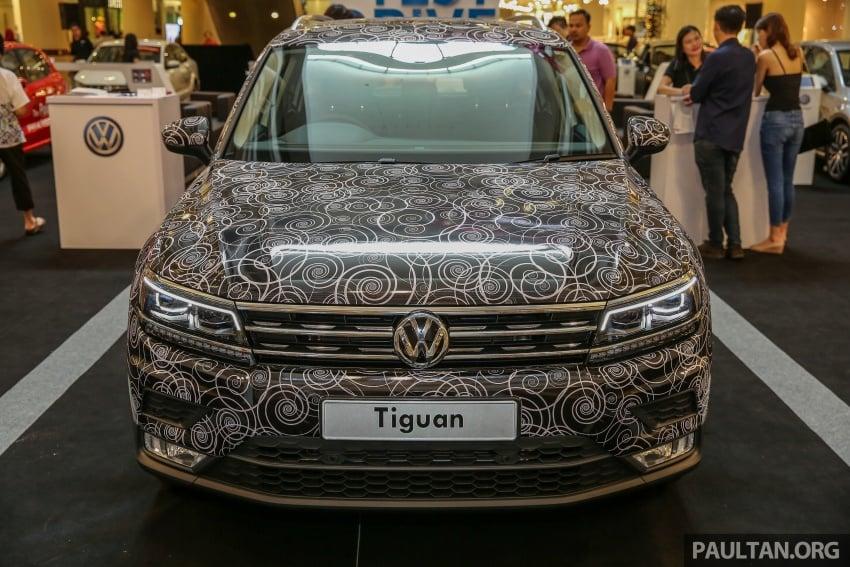 New Volkswagen Tiguan 1.4 TSI in Malaysia, fr RM149k Image #622433