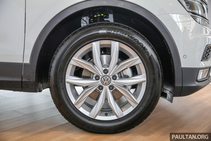 New Volkswagen Tiguan 1.4 TSI in Malaysia, fr RM149k Image #622026