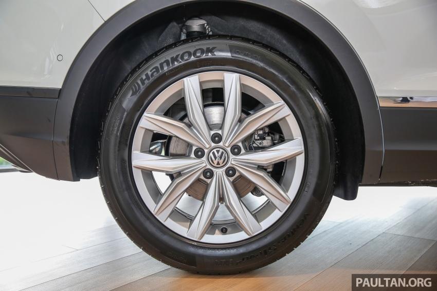 Volkswagen Tiguan diprebiu buat pertama kali di Malaysia – 1.4 liter TSI, DSG 6-kelajuan, dari RM149k Image #621998