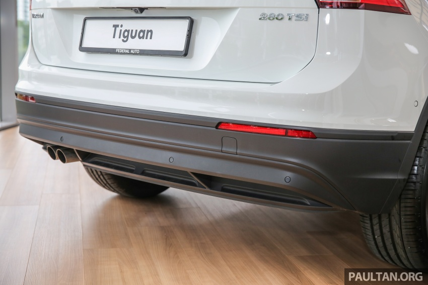 New Volkswagen Tiguan 1.4 TSI in Malaysia, fr RM149k Image #622043
