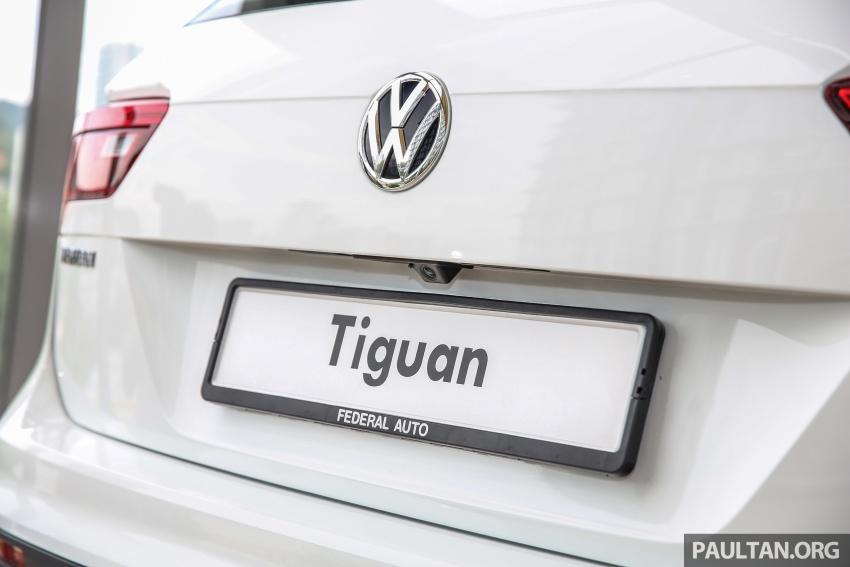 New Volkswagen Tiguan 1.4 TSI in Malaysia, fr RM149k Image #622044