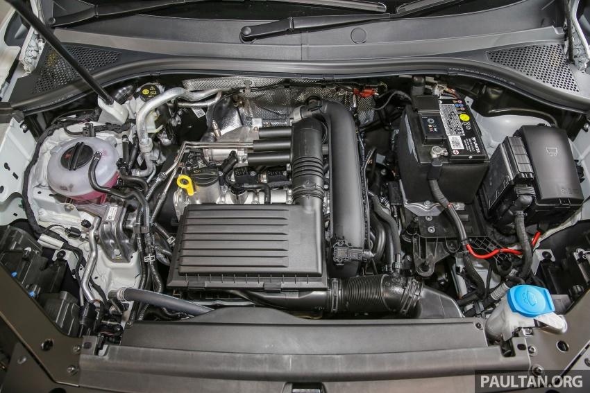 New Volkswagen Tiguan 1.4 TSI in Malaysia, fr RM149k Image #622051