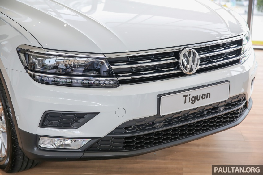 New Volkswagen Tiguan 1.4 TSI in Malaysia, fr RM149k Image #622018