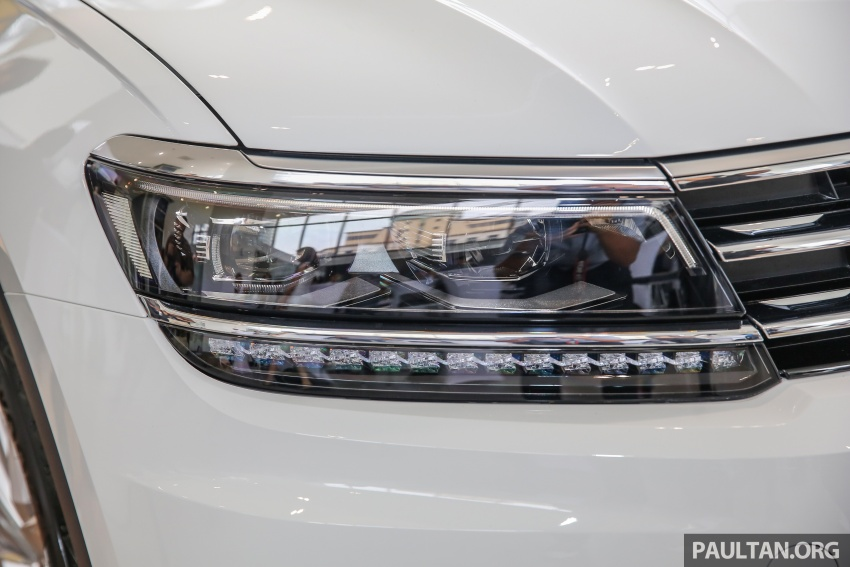 New Volkswagen Tiguan 1.4 TSI in Malaysia, fr RM149k Image #622020