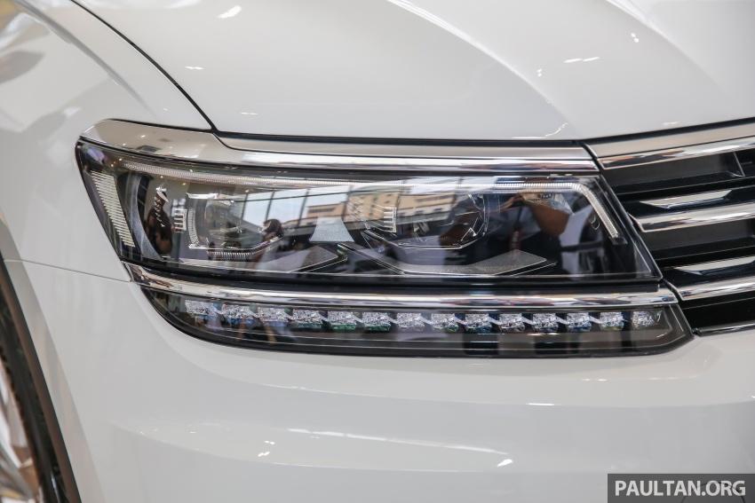 Volkswagen Tiguan diprebiu buat pertama kali di Malaysia – 1.4 liter TSI, DSG 6-kelajuan, dari RM149k Image #621988