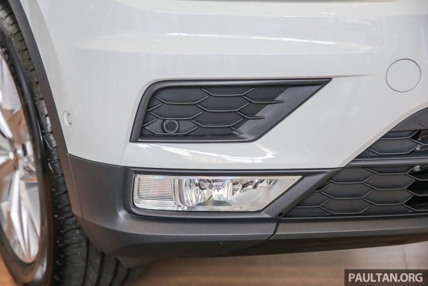 Volkswagen Tiguan diprebiu buat pertama kali di Malaysia – 1.4 liter TSI, DSG 6-kelajuan, dari RM149k Image #621989