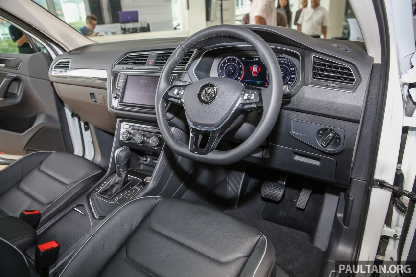 New Volkswagen Tiguan 1.4 TSI in Malaysia, fr RM149k Image #622054