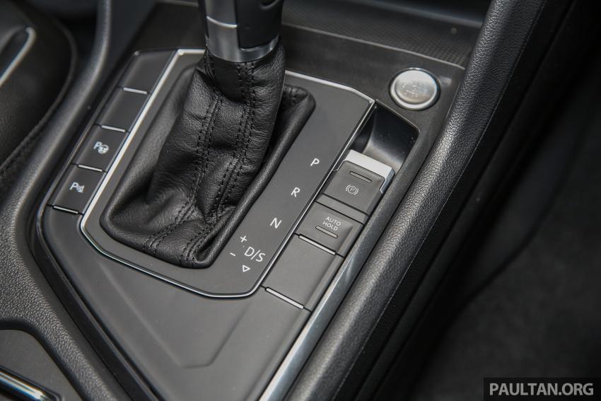 Volkswagen Tiguan diprebiu buat pertama kali di Malaysia – 1.4 liter TSI, DSG 6-kelajuan, dari RM149k Image #622031
