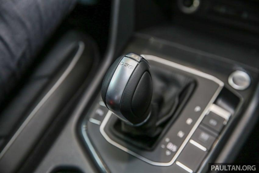 Volkswagen Tiguan diprebiu buat pertama kali di Malaysia – 1.4 liter TSI, DSG 6-kelajuan, dari RM149k Image #622033