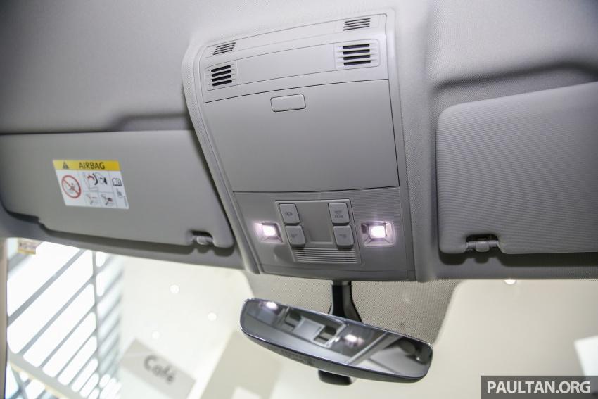 Volkswagen Tiguan diprebiu buat pertama kali di Malaysia – 1.4 liter TSI, DSG 6-kelajuan, dari RM149k Image #622036