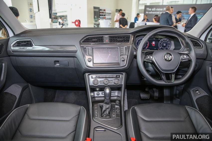 Volkswagen Tiguan diprebiu buat pertama kali di Malaysia – 1.4 liter TSI, DSG 6-kelajuan, dari RM149k Image #622009