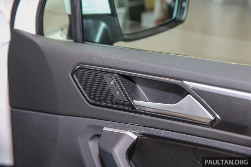 Volkswagen Tiguan diprebiu buat pertama kali di Malaysia – 1.4 liter TSI, DSG 6-kelajuan, dari RM149k Image #622050