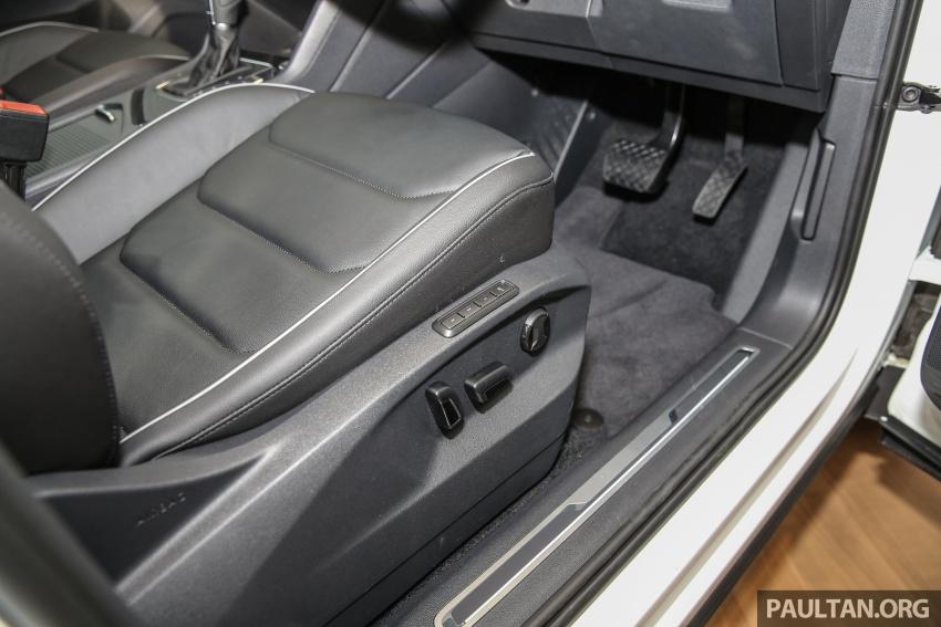 Volkswagen Tiguan diprebiu buat pertama kali di Malaysia – 1.4 liter TSI, DSG 6-kelajuan, dari RM149k Image #622052