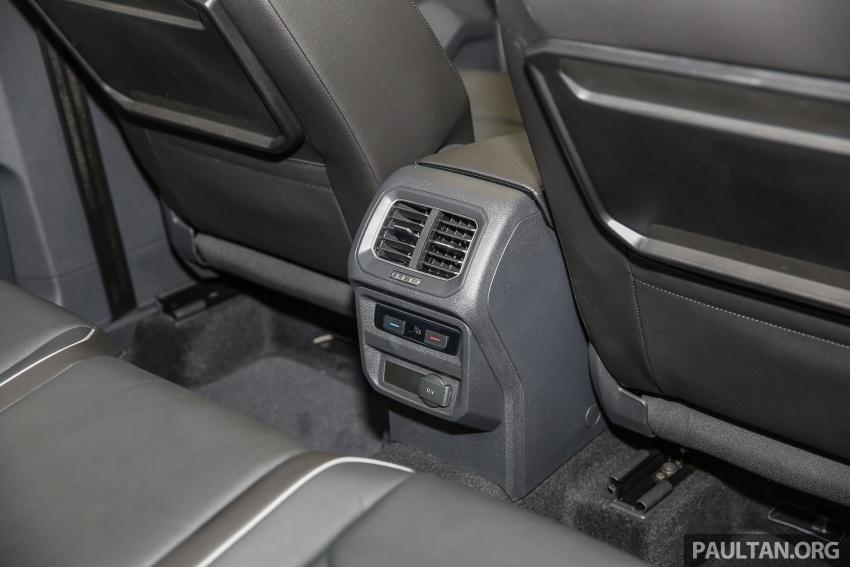 Volkswagen Tiguan diprebiu buat pertama kali di Malaysia – 1.4 liter TSI, DSG 6-kelajuan, dari RM149k Image #622059