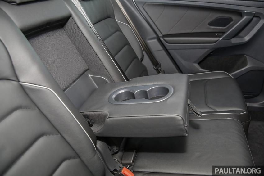 Volkswagen Tiguan diprebiu buat pertama kali di Malaysia – 1.4 liter TSI, DSG 6-kelajuan, dari RM149k Image #622064