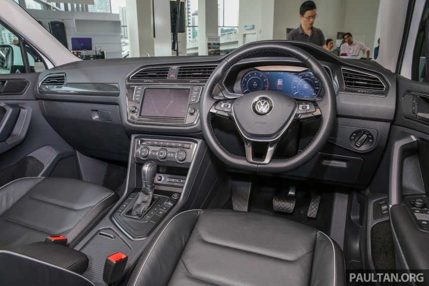 New Volkswagen Tiguan 1.4 TSI in Malaysia, fr RM149k Image #622085