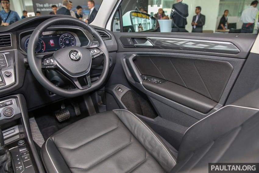 New Volkswagen Tiguan 1.4 TSI in Malaysia, fr RM149k Image #622086
