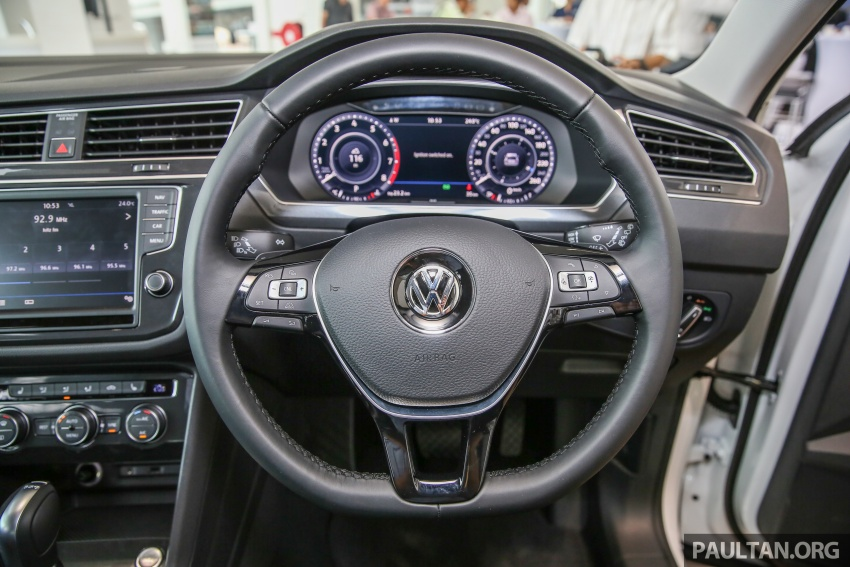 New Volkswagen Tiguan 1.4 TSI in Malaysia, fr RM149k Image #622056