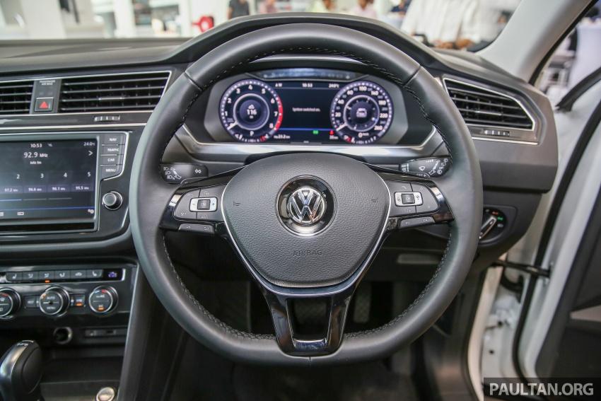 Volkswagen Tiguan diprebiu buat pertama kali di Malaysia – 1.4 liter TSI, DSG 6-kelajuan, dari RM149k Image #622011