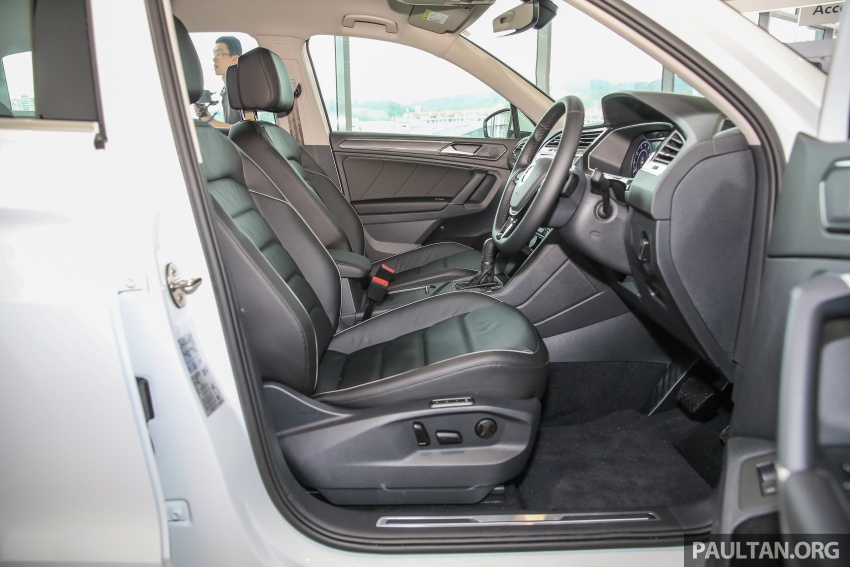 New Volkswagen Tiguan 1.4 TSI in Malaysia, fr RM149k Image #622088